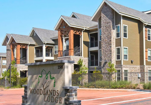 The Woodlands Lodge