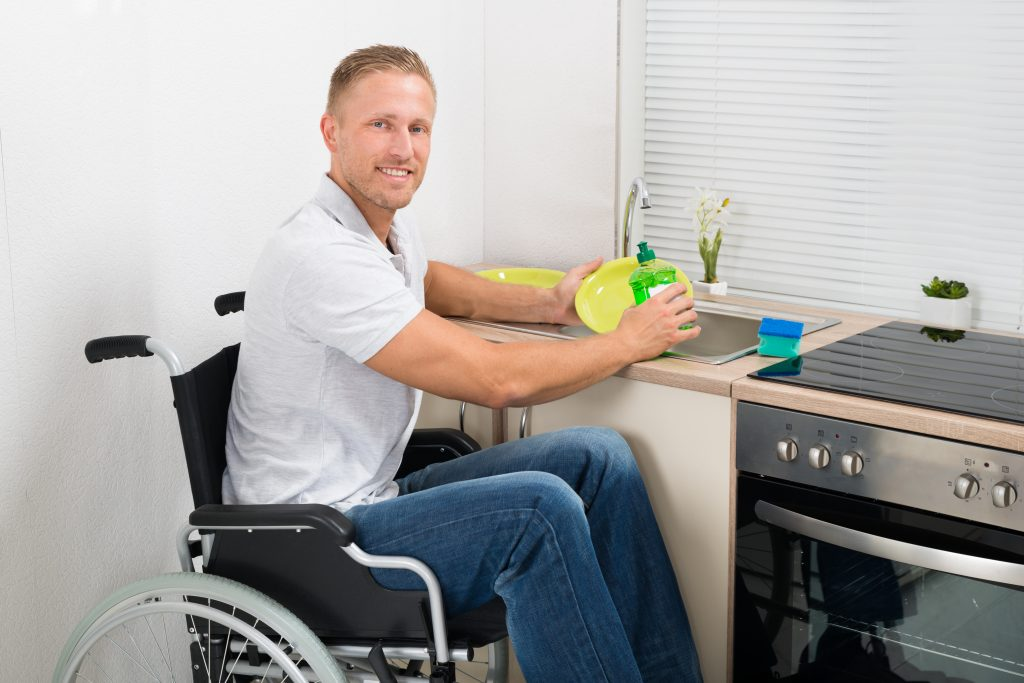 ADA Accessible Corporate Apartment