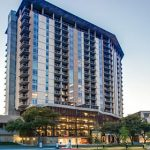 The Catherine is a Luxury Furnished Apartment in Austin