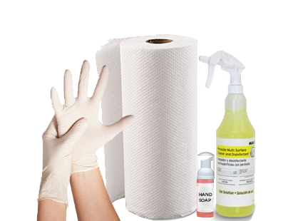Murphy's Corporate Lodging Complimentary Cleaning Kit