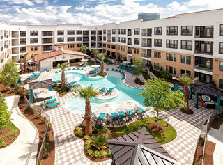 AMLI Executive Apartments In Dallas