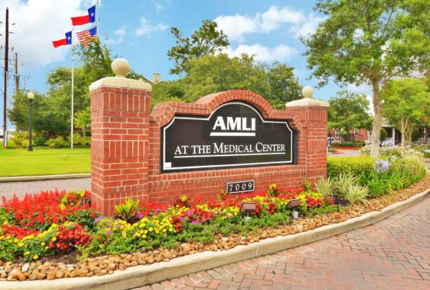 Amli Medicalcenter Furnished Apartment Texas Medical Center Houston