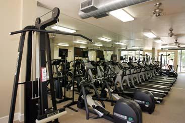 Esplanade-Gym