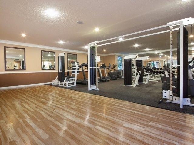 MCA-Fitness