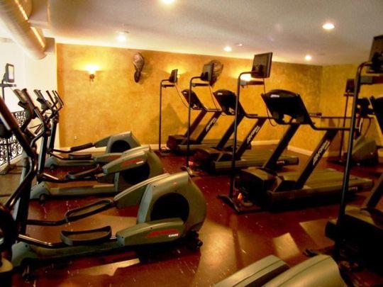 MTR-Fitness-Center