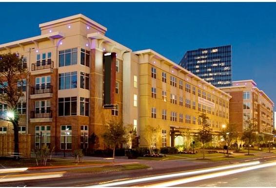 The Metro Greenway Plaza Corporate Apartments Galleria