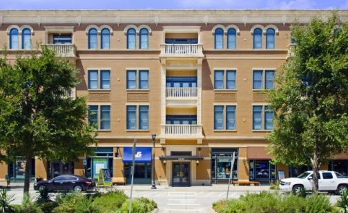 The Plaza Frisco Square Short Term Furnished Rentals In