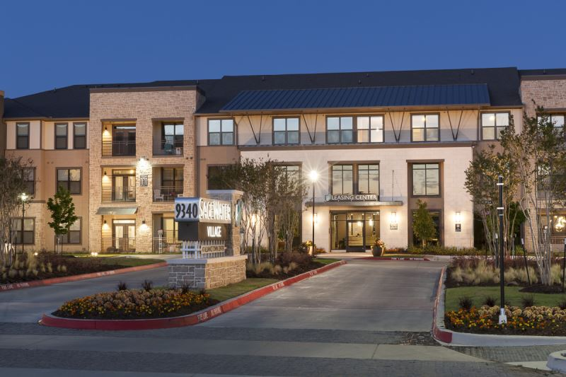 Sage Village Apartments In Fort Worth Luxury Corporate