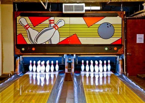 TRL-Bowling