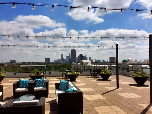 Virage Apartments In Downtown Houston Luxury Corporate