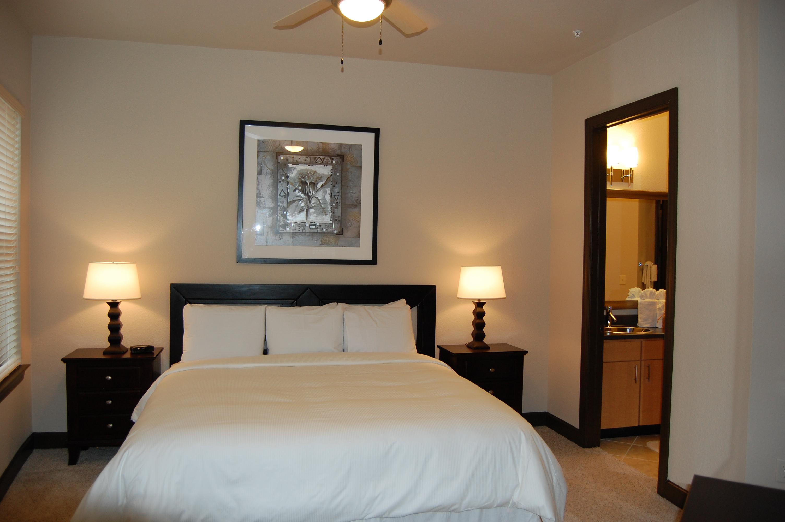 Waterwar-Bedroom