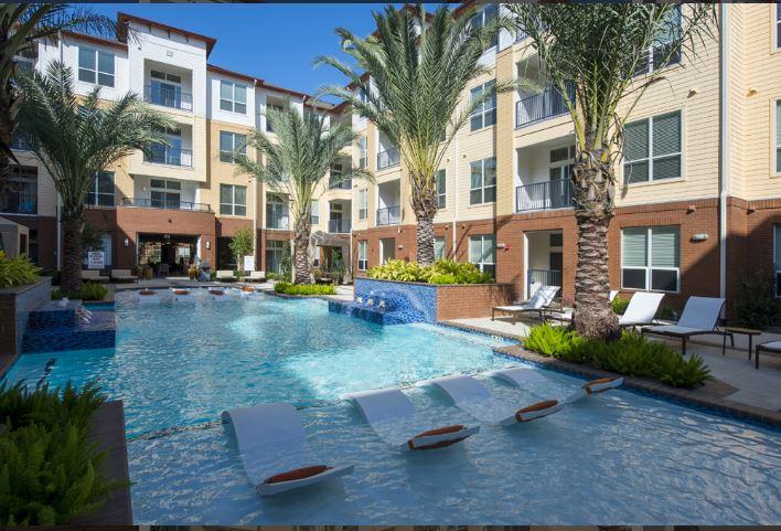 Domain West Short Term Lease Apartments Houston Energy