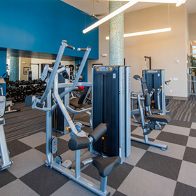 gym-pearl-residences-city-center-houston-murphys-corporate-lodging