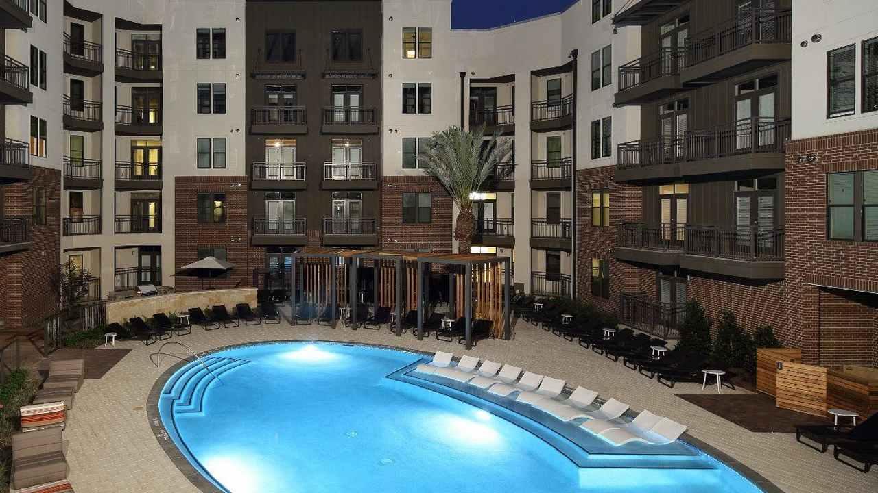 Tate Apartments Houston